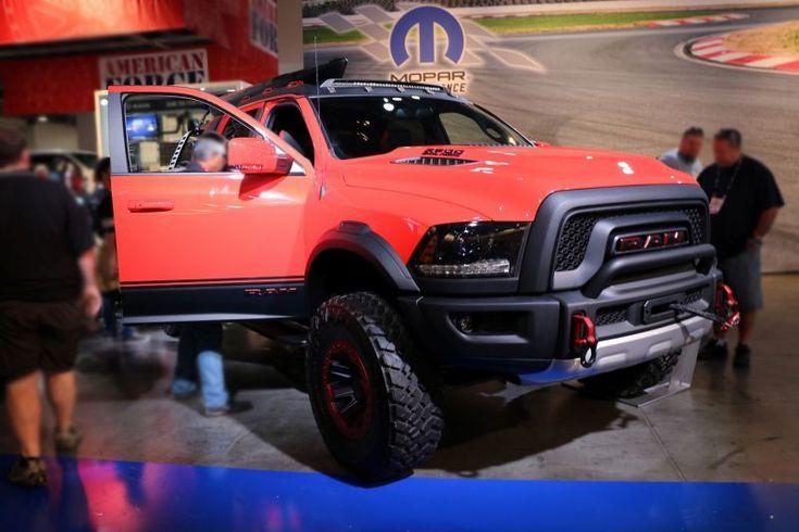 Dodge(ダッジ) 新型Ram(ラム)トラック MOPAR(モパー)ブース