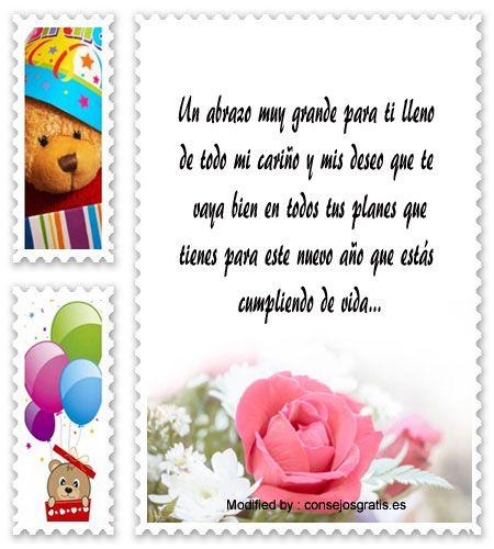 textos de feliz cumpleaños,dedicatorias de cumpleaños para mi primo,descargar frases bonitas de cumpleaños para mi primo: http://www.consejosgratis.es/lindas-frases-cristianas-de-cumpleanos-para-un-primo/