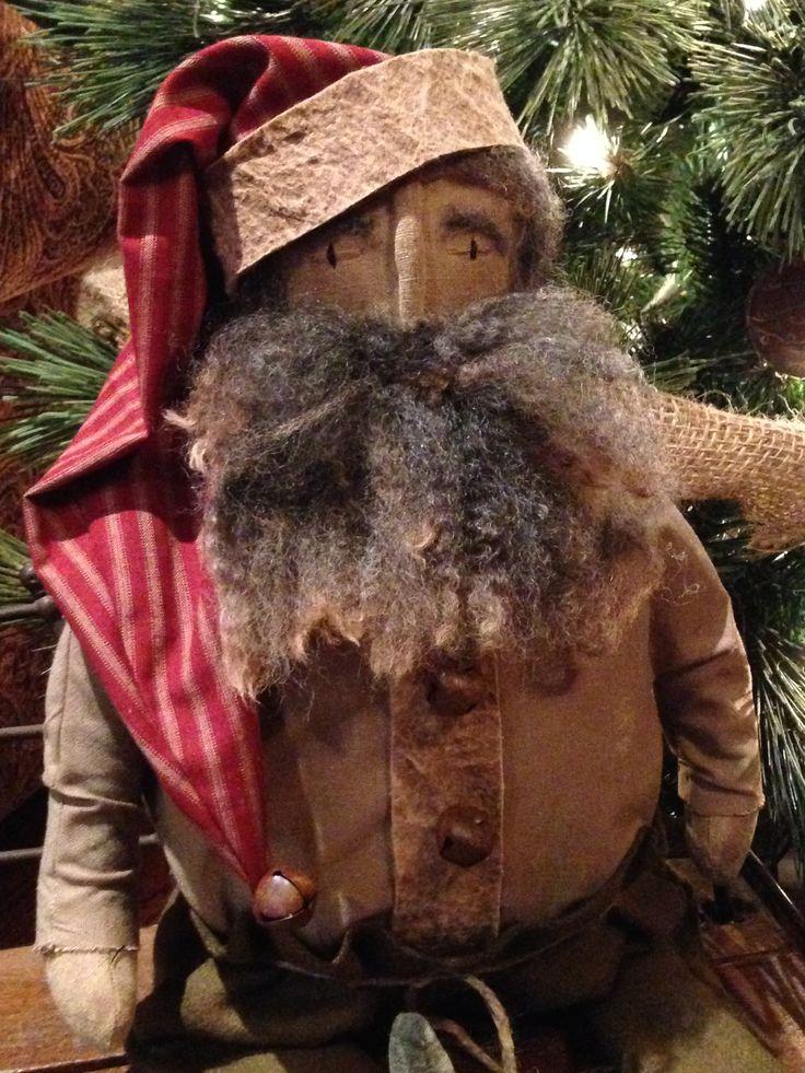Santa by Heritage Homestead Decor