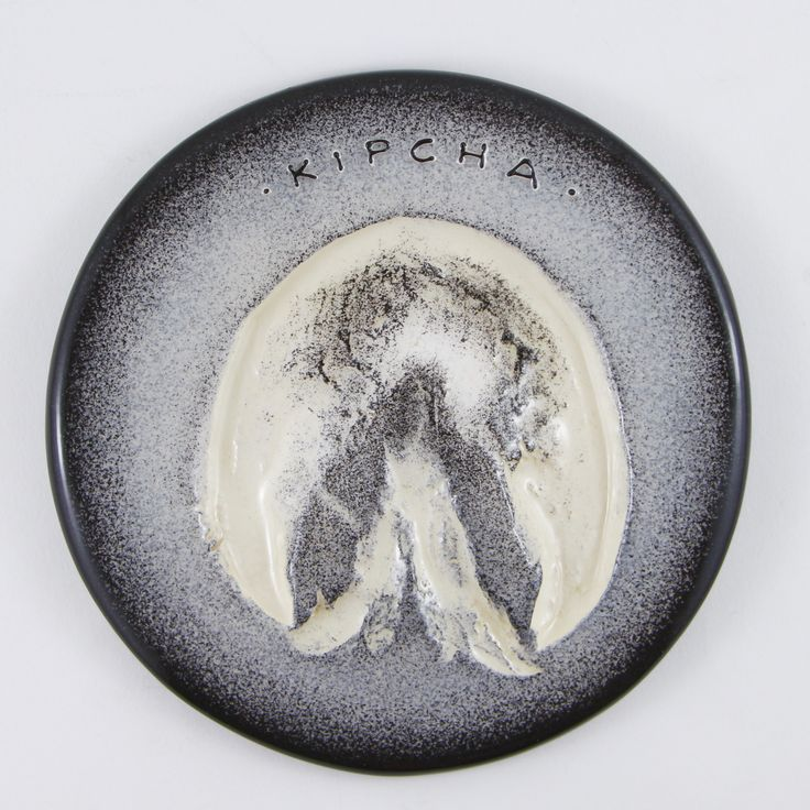 This impression is from a mini horse named Kipcha. The background color is a hiar/fur match using our soft edge option.