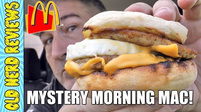 New Mcdonald S Mysterious Morning Mac Review Secret Menu Item Mcdonalds Mcdonaldsbr Clean Eating Breakfast Mcdonalds Breakfast Healthy Breakfast Recipes