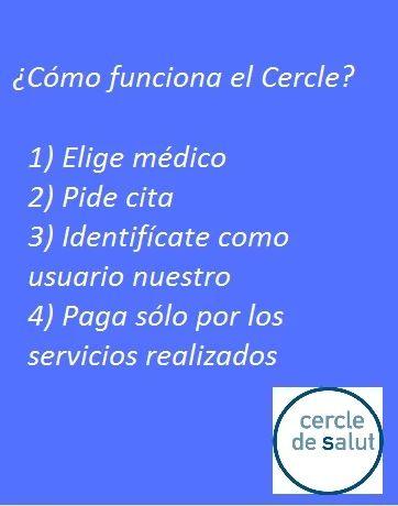 Cómo funciona el Cercle de Salut- Ahorro en médicos privados en Mallorca.