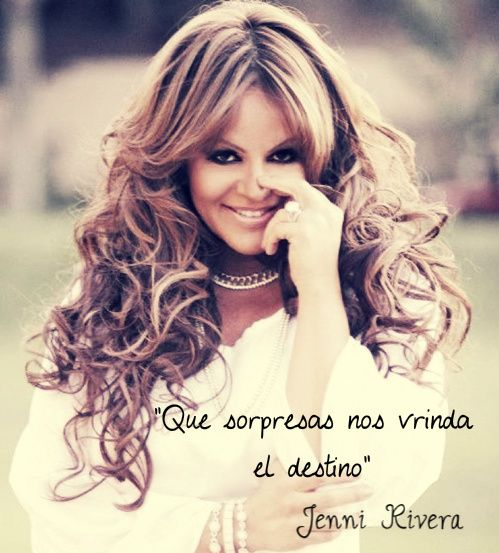 jenni rivera quote made by me