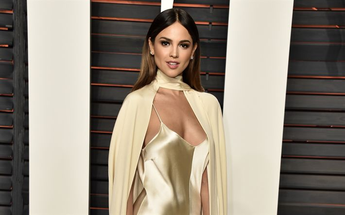 Download wallpapers Eiza Gonzalez, Hollywood, beauty, mexican actress, brunette