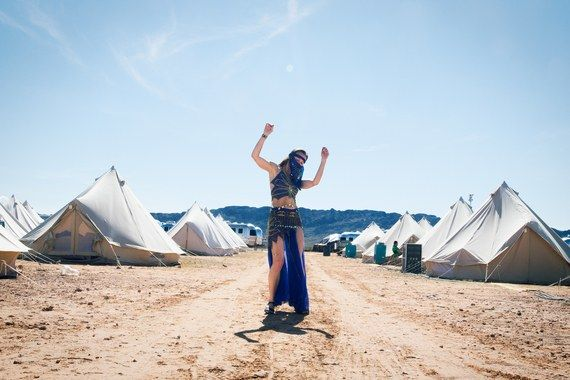 Imagine a Burning Man without the smells or the dust. Then add luxury amenities and a world-class music lineup. Sounds pretty good, right? Yeah. That's why tech titans and tastemakers gathered on the Moapa Indian Reservation last weekend and took a bunch of drugs together.