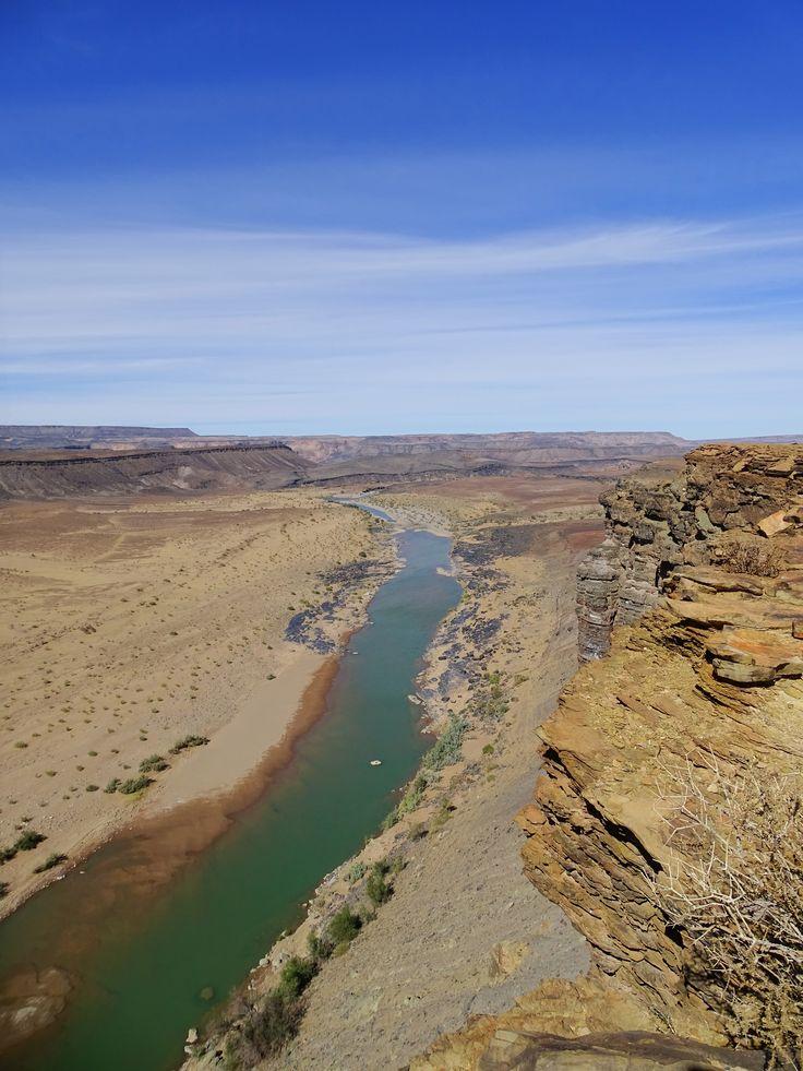 Fish river canyon, Namibia Photo: Christa Fris