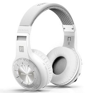Bluedio T2+  - $25,99 (coupon: BluedioT2G) Wireless Bluetooth V4.1 Stereo Headphones with Micrphone Headset Support TF Card FM Function WHITE With Wireless Mic / For Smartphones / Tablet PC / Laptops  #Headphones, #Bluedio, #наушники, #Wireless, #Bluetooth, #gearbest, #MP3, #FM, #microsd
