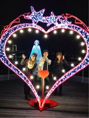 Tempat Paling Romantis dan Terindah Untuk Kencan di Tokyo | Japanindo Cute Culture