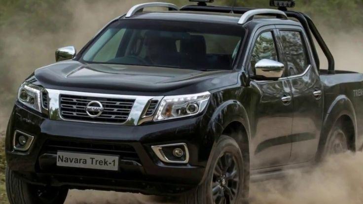 [ HOT NEWS ] Nissan Navara Trek 1° review top spec pick up - New Look  