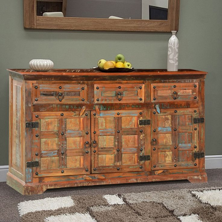 New Multi Drawer Cabinet Wood