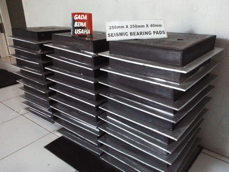 Seismic Bearing Pad