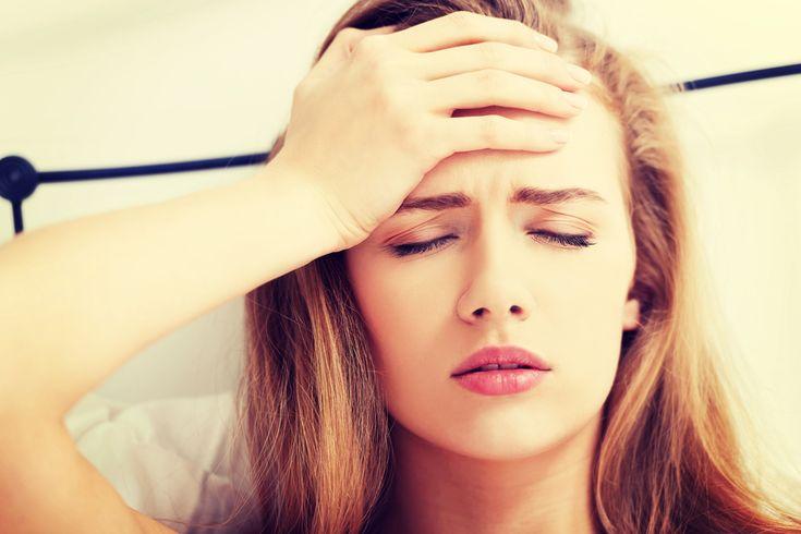alergia, histamin migrena