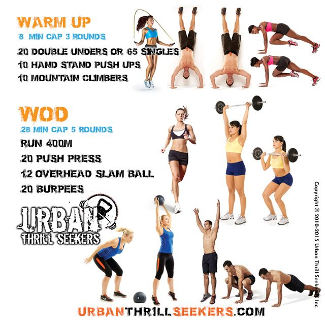 20 double unders or 65 singles jumps, 10 hand stand push #doubleunders…