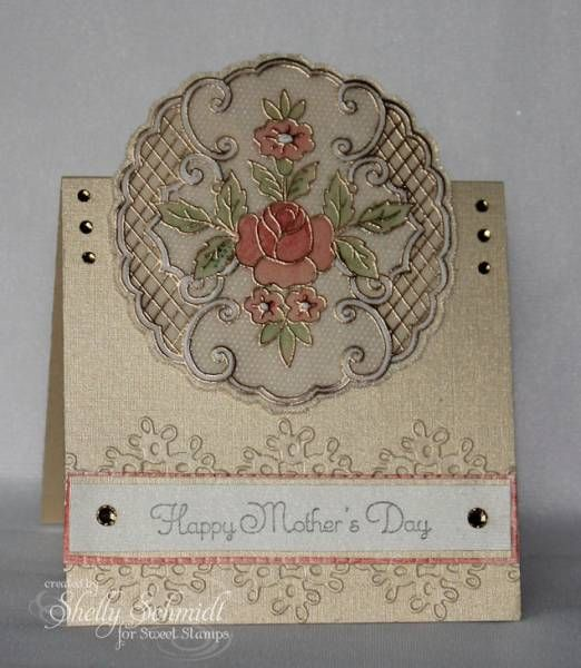 Parchment Stamping