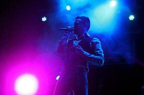The Killers - Lollapalooza Chile 2011