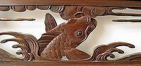 RANMA JAPANESE TRANSOM | Japanese ranma - Google Search | Japanese Ranma & Architecture