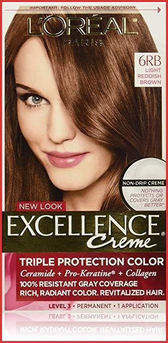 Loreal Brown Haarfarbe Shades 123274 L oreal Paris Excellence Crème Dauerhaarfarbe E5 …
