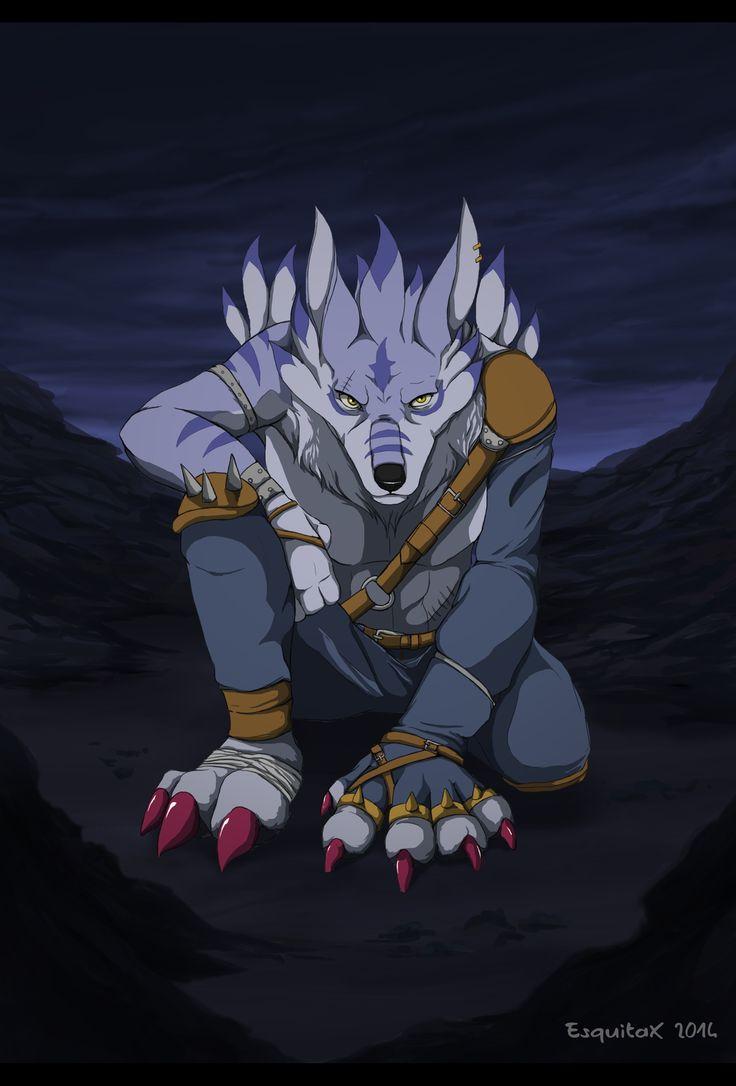 36 best Anthro / Digimon images on Pinterest | Digimon ...