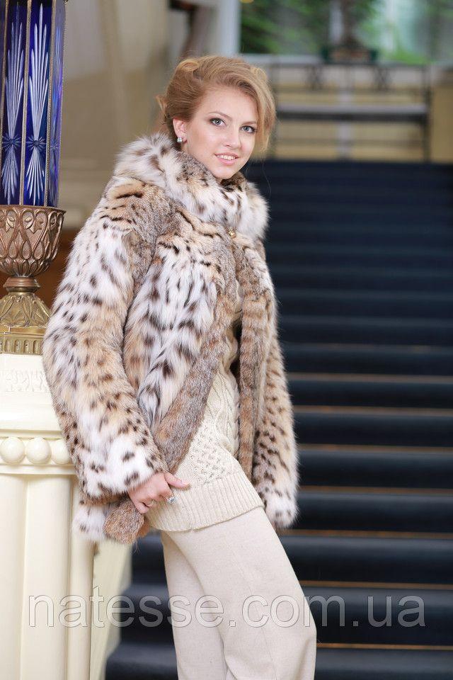 Hooded lynx fur coat furcoat fur-coat  Size S, M Price = $7920 Delivery worldwide Шуба жилет из рыси Воротник съемный, рукава отстегиваются на молнии Капюшон двухсторонний меховой,стационарный Длина изделия от плеча 78 см. Подкладка - натуральная вискоза цвета какао. Два наружных кармана. В наличии размер S, M. Возможен пошив этой модели по вашим параметрам.