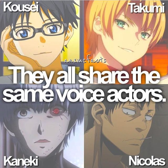 210 Best Anime Voice Images On Pinterest