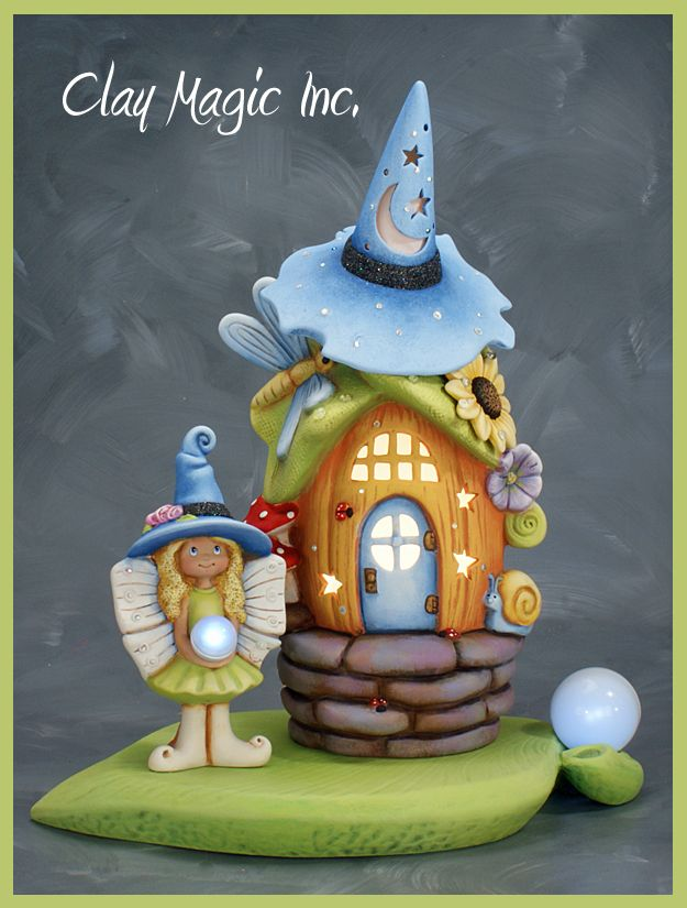 I want this fairy house