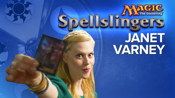 Day [9] vs. Janet Varney in Magic: The Gathering: Spellslingers