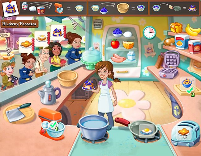 kitchen scramble pc