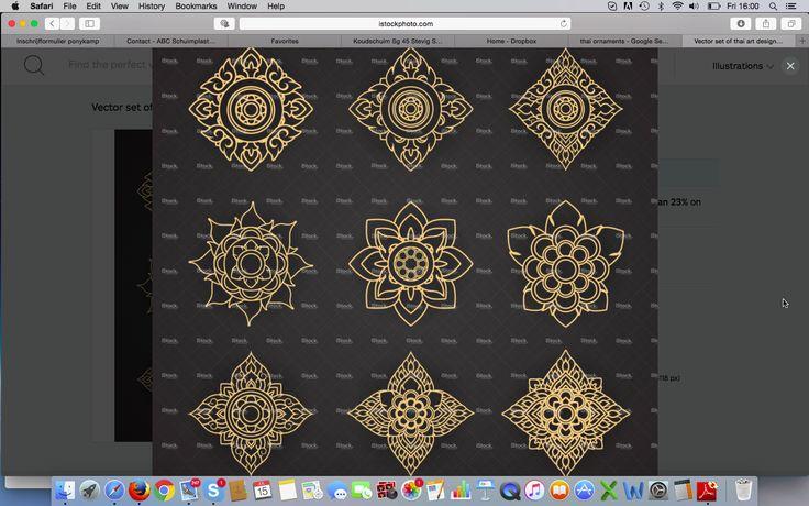 Pin van Britta van Arman Living Chi op Royal Thai Moodboard