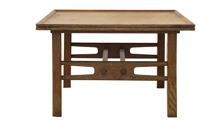 Fred Ward's Blueprint coffee table c.1950 private collection.