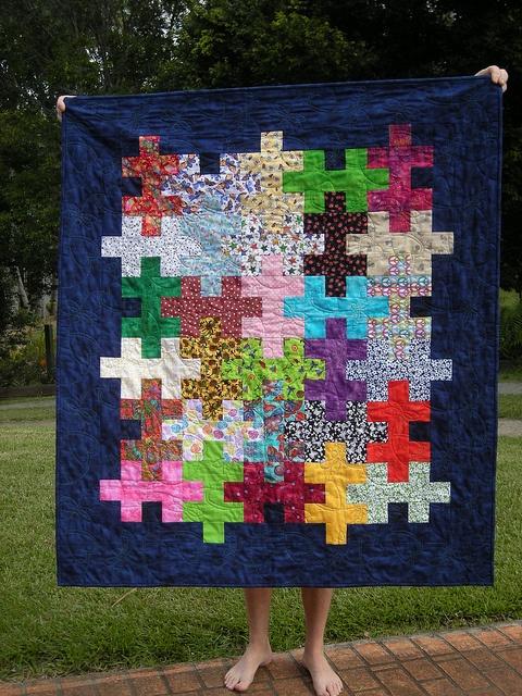 1000 Ideas About Puzzle Quilt On Pinterest Quilts