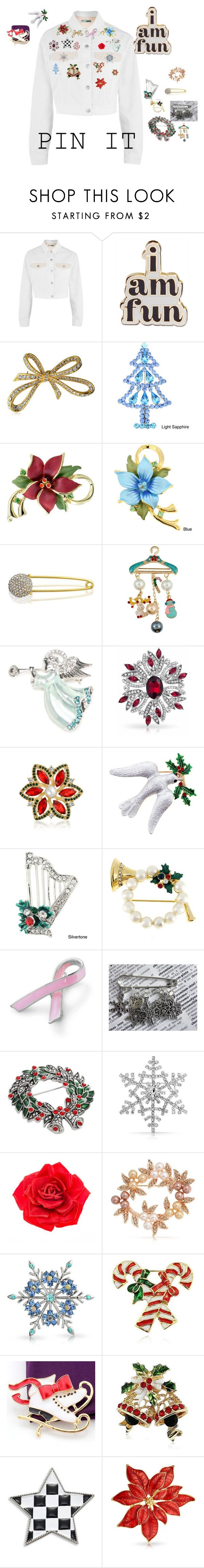 """""""was bored"""" by anime-rebble ❤ liked on Polyvore featuring Topshop, ban.do, Bling Jewelry, Napier, Johnny Loves Rosie, Marc Jacobs, 16 Braunton and pins"""