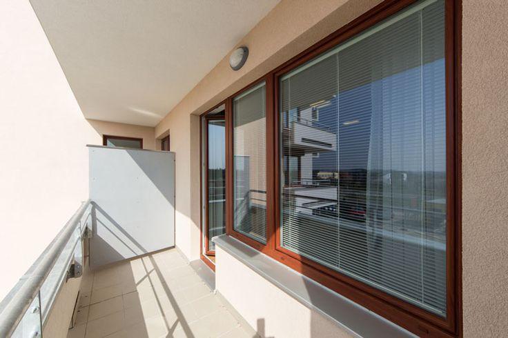 Террасы/балконы в проекте «Над Модржанским оврагом»