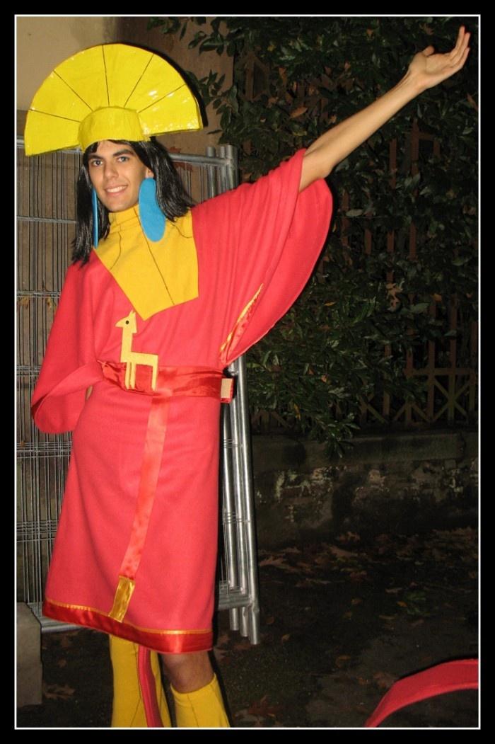 Emperor Kuzco - Emperor's New Groove | Halloween Costume ...