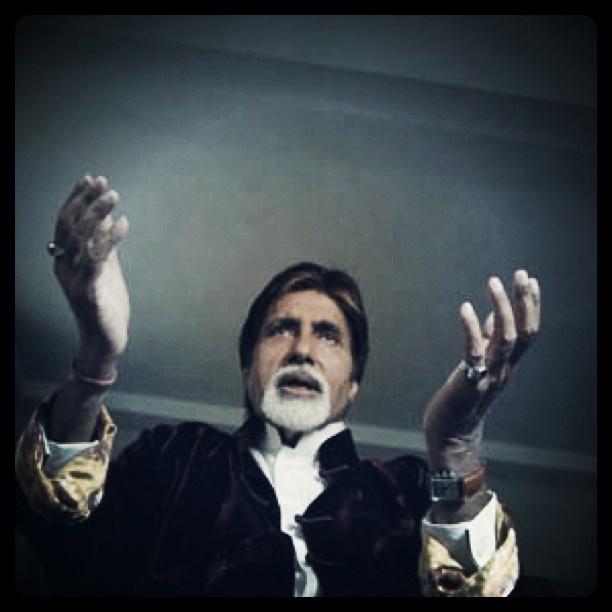 The legendary Amitabh Bachchan @SrBachchan #bollywood #actor #legend #don