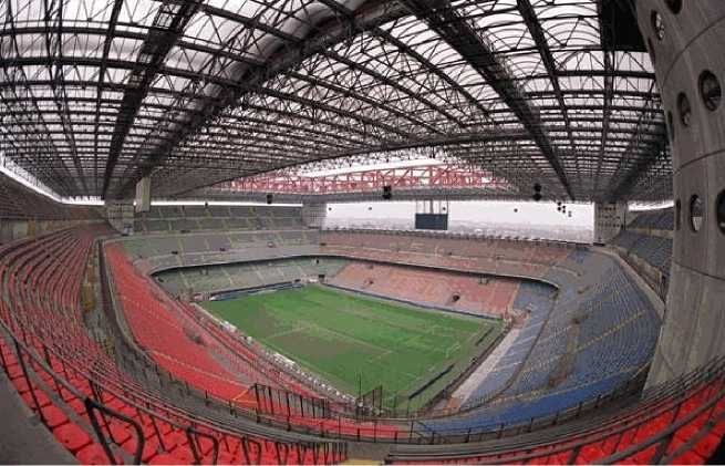 San Siro - Milan! Awesome experience , shame about the result