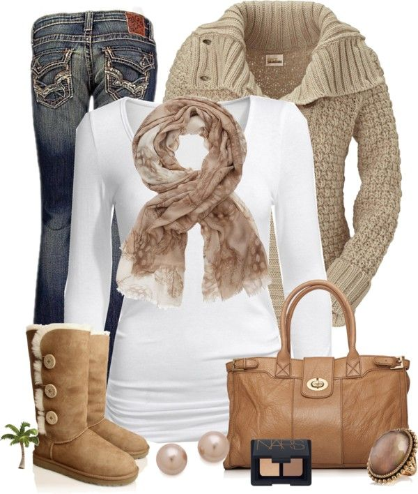 """Natural Colors"" by cindycook10 on Polyvore"