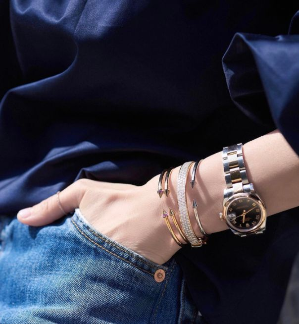 Vita Fede Odessa Cuff Bracelet kLTbL