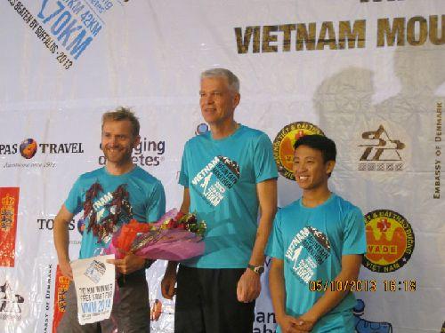 Cuộc thi chạy Marathon ở Sapa - Running Man lạc đường