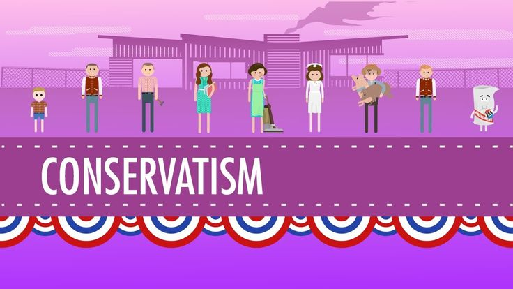 The Rise of Conservatism: US History #41