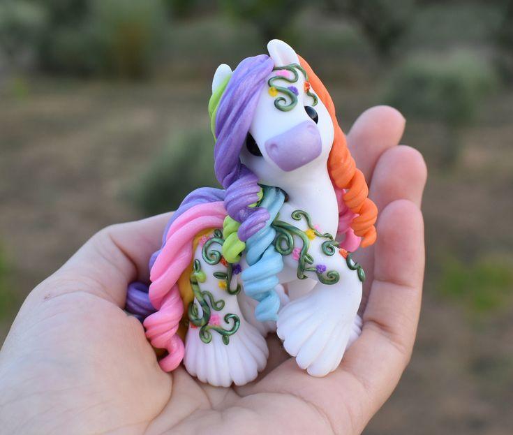 Happy Rainbow Keeper – kleines Pony 2018 (bei eBay adoptiert – nicht reproduzier…