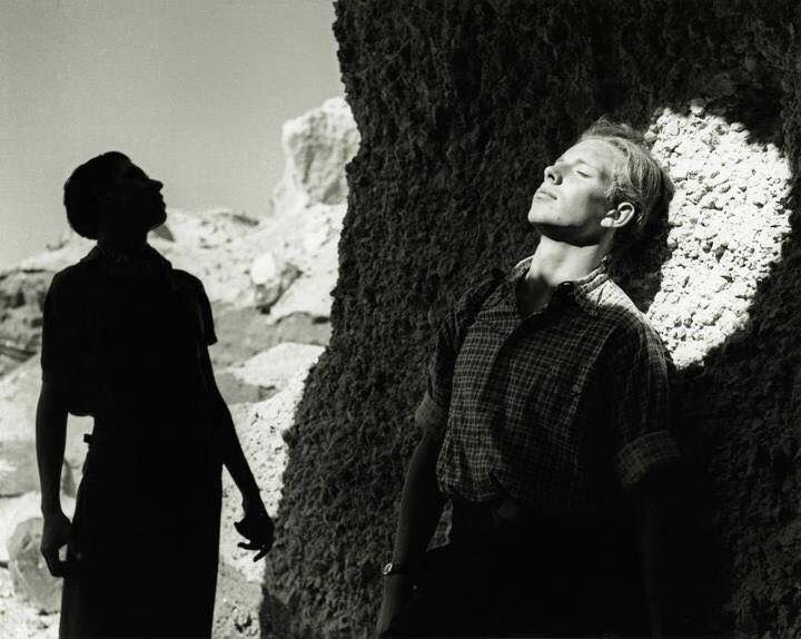 "myborderland: "" © Herbert List, Italia 1936. Luce ed ombre """