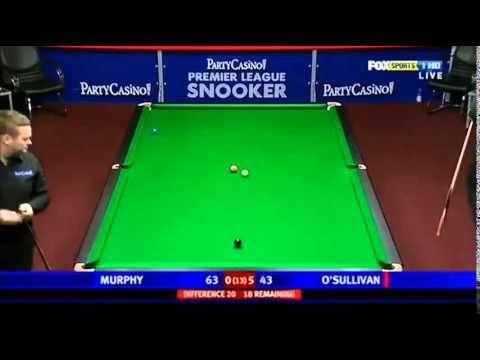 O'Sullivan - Snooker's Spectacular Symphony!