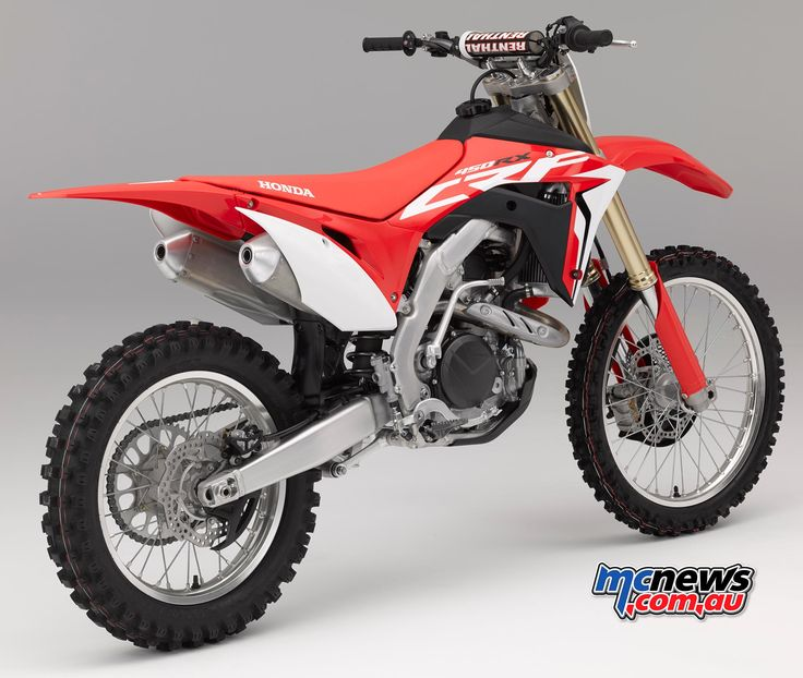Originally made specifically for the American GNCC series, and not scheduled for release in Australia, the Honda CRF450RX is now officially slated to come Down Under.