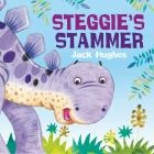 Steggie's Stammer by Jack Hughes. Steggie has a stammer and sometimes it takes her a bit longer than others to get her words out. Her friends are in a hurry to play a game and rush off without listening to her warning into the Deep, Dark and Scary Forest. Before long, the friends get into trouble and it's up to Steggie to rescue them. But will they listen to her advice.