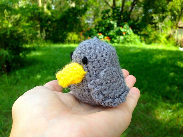 Baby Bird Amigurumi : 17 Best images about Bird Crochet Patterns on Pinterest ...