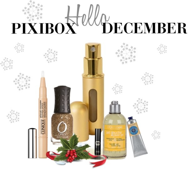"""PIXIBOX December"" by pixibox on Polyvore"