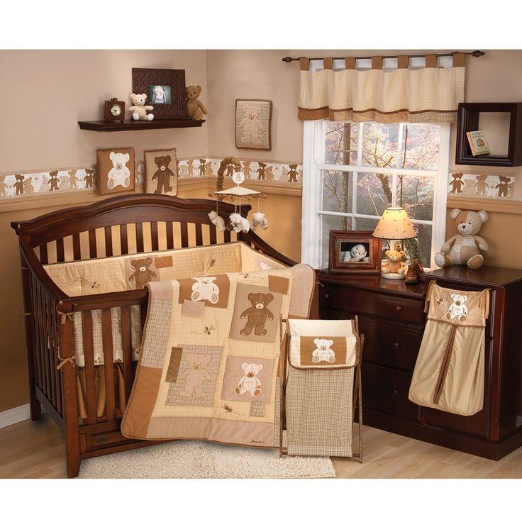 32 Best Teddy Bear Nursery Images On Pinterest Baby Room