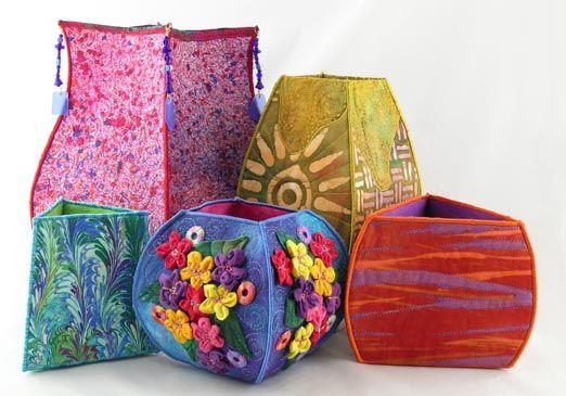 textile vessels - Google Search