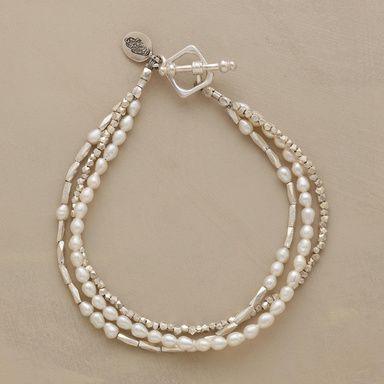 ENCOUNTERS BRACELET - New Arrivals - Bracelets - Jewelry | Robert Redford's Sundance Catalog