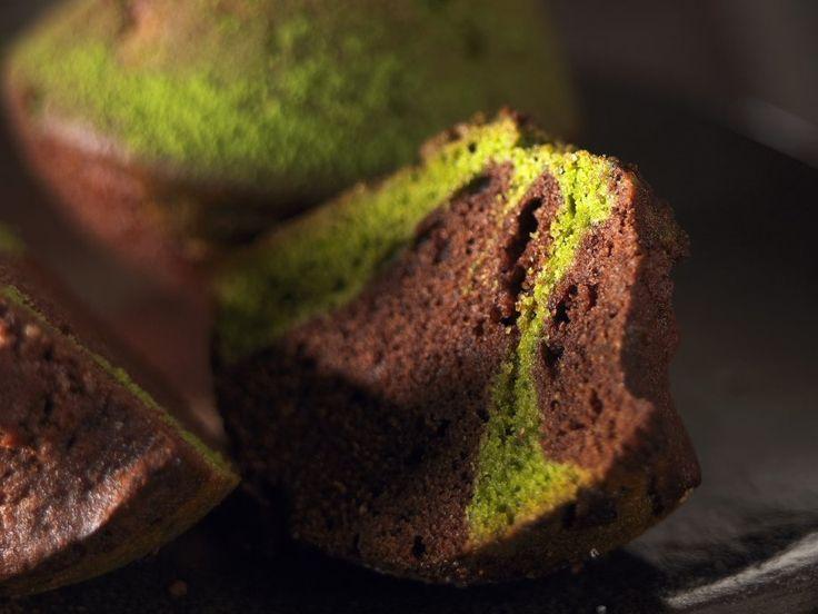 Tolles Rezept für Schokoladenfans: Pistazien-Schokokuchen